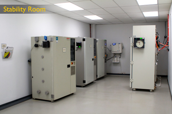 Stability Room