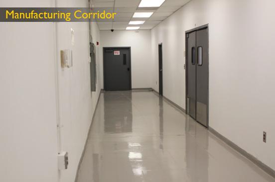 Manufacturing Corridor